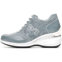 Chaussures Femme Baskets basses Nero Giardini P717052D Basket Femme Light Blue Light Blue