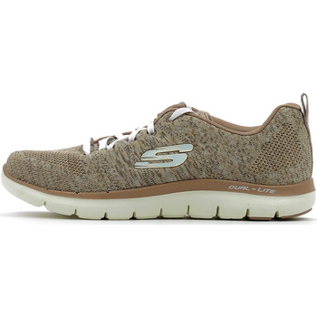 Chaussures Femme Baskets basses Skechers Flex Appeal 2.0 High Energy TPNT