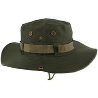 Accessoires textile Homme Chapeaux Nyls Création Chapeau Bob safari Vert Armee Azzy Vert