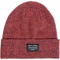 Jack & Jones Bonnet homme bordeau chiné