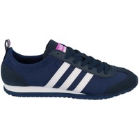 Chaussures Femme Baskets basses adidas Originals VS Jog W Bleu marine
