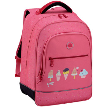 Sacs Fille Sacs à dos Delsey School 2017 Sac à dos 1 Cpt Rose Ice Cream