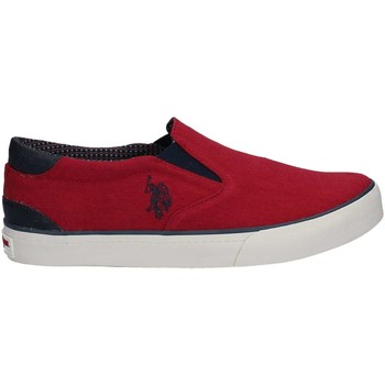 Chaussures Homme Slips on U.S Polo Assn. U.s. polo assn. GALAN4107S7/TY1 Slip-on Man Rouge Rouge