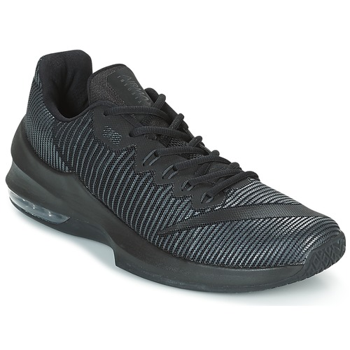 the latest e71f3 a76bb Chaussures Homme Basketball Nike AIR MAX INFURIATE 2 LOW Noir
