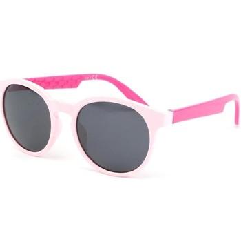 Montres & Bijoux Enfant Lunettes de soleil Eye Wear Lunette soleil enfant Rose et Fuchsia Syck 6 à 12 ans Rose
