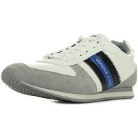 Chaussures Homme Baskets basses Versace Sneaker Uomo DisA3 Coated/ Suede gris