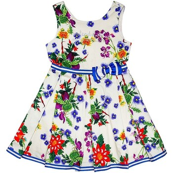 Vêtements Fille Robes courtes Interdit De Me Gronder Robe LADY Multicolore