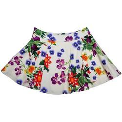 Vêtements Fille Jupes Interdit De Me Gronder Jupe CAMELIA Multicolore