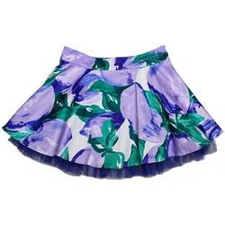 Vêtements Fille Jupes Interdit De Me Gronder Jupe TONIC Multicolore