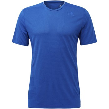 Vêtements Homme T-shirts manches courtes adidas Performance T-shirt Supernova Bleu
