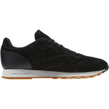 Chaussures Homme Baskets basses Reebok Classic Classic Leather SG Noir