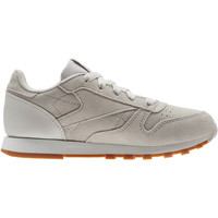 Chaussures Enfant Baskets basses Reebok Classic Classic Leather SG - Pre-School Beige