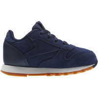 Chaussures Enfant Baskets basses Reebok Classic Classic Leather EBK - Infant & Toddler Bleu