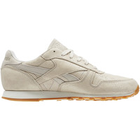 Chaussures Femme Baskets basses Reebok Classic Classic Leather Clean Exotics Beige / Blanc / Blanc