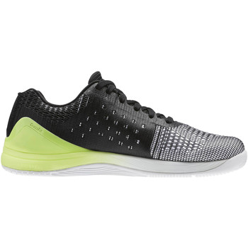 Chaussures Femme Fitness / Training Reebok Sport CrossFit Nano 7 Weave Games Pack Gris / Blanc