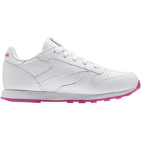 Chaussures Fille Baskets basses Reebok Classic Classic Leather - enfants Violet