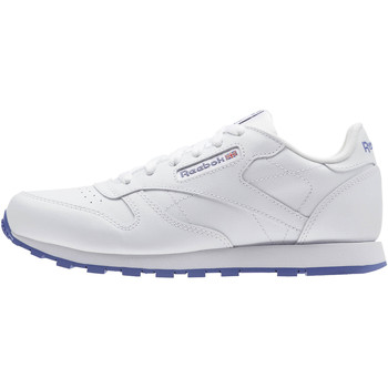 Chaussures Fille Baskets basses Reebok Classic Classic Leather White