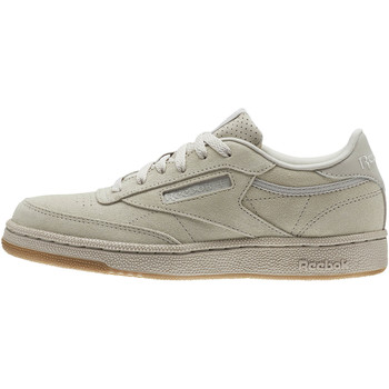 Chaussures Enfant Baskets basses Reebok Classic Club C Gris / Marron