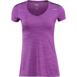 Vêtements Femme T-shirts manches courtes Reebok Sport T-shirt  ONE Series ACTIVChill Violet