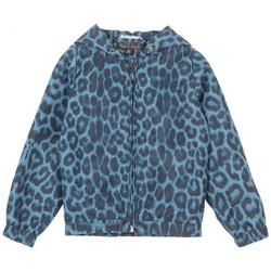 Vêtements Fille Blousons Petit Louie Blouson Coupe-vent Lexi Rio Bleu 01927 Bleu