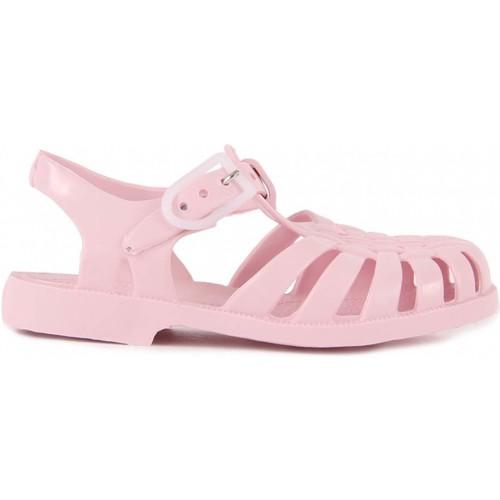 Chaussures Sandales et Nu-pieds Méduse Sandales en plastique rose pastel Rose