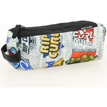Sacs Enfant Trousses Rip Curl Trousse 2 compartiments  Pencil PC 2CP Heritage Multico Motif