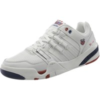 Chaussures Homme Baskets basses K-Swiss Kswiss SI18 Intl OG 50TH Bleu-Blanc-Rouge