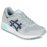 Chaussures Homme Baskets basses Asics SILVER HERITAGE MESH Gris / Bleu