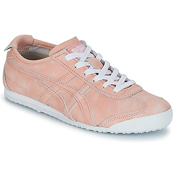 Chaussures Femme Baskets basses Onitsuka Tiger MEXICO 66 Corail