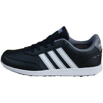 Chaussures Enfant Baskets basses adidas Originals VS Switch 2 K Blanc-Noir-Gris