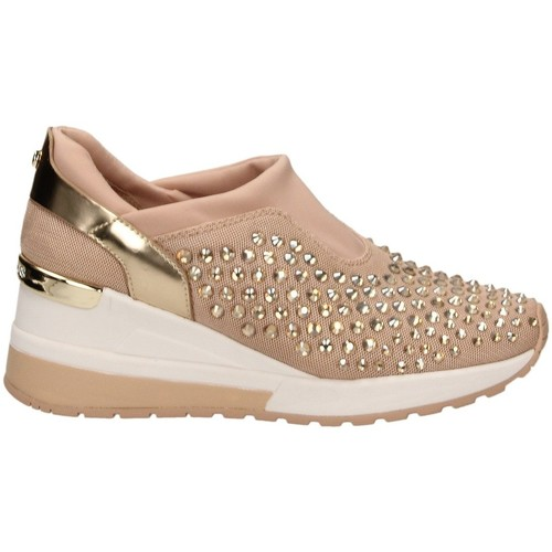 Chaussures Femme Baskets basses MICHAEL Michael Kors MALOY TRAINER rose