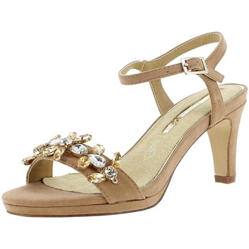 Chaussures Femme Sandales et Nu-pieds Maria Mare 66714 marron