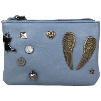Sacs Femme Porte-monnaie Lollipops Porte monnaie bourse déco bijoux  Zola Purse 22634 Bleu