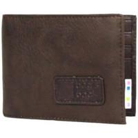 Sacs Femme Porte-monnaie A Découvrir ! Porte cartes cuir vintage Bag's Pack Marron