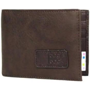 Sacs Femme Porte-monnaie Nouvelty Porte cartes cuir vintage Bag's Pack Marron