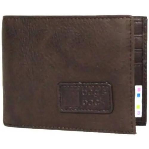 Sacs Femme Porte-monnaie Sélectionnée Par Nouvelty Porte cartes cuir vintage Bag's Pack Marron