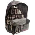 Rip Curl Sac à dos  un compartiment noir blanc et gris