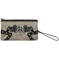 Sacs Femme Pochettes / Sacoches DDP Petit sac pochette poignée  Toile Beige