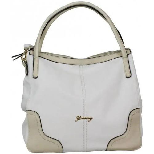 Sacs Femme Cabas / Sacs shopping Sélectionnée Par Nouvelty Sac cabas fantaisie Gusc14I018-1 Blanc / blanc cassé