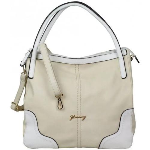 Sacs Femme Cabas / Sacs shopping Sélection Sac cabas fantaisie Gusc14I018-1 Beige