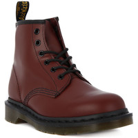 Chaussures Femme Boots Dr Martens 101 CHERRY SMOOTH    196,9
