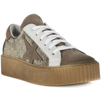 Chaussures Femme Baskets basses Meline GO CROSTA TAUPE Marrone