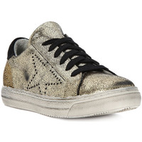 Chaussures Femme Baskets basses Meline GO  MICROCRACK OLD GOLD    119,3