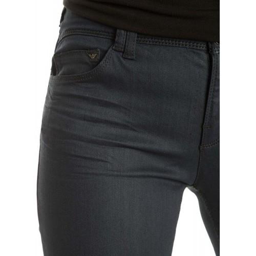 Vêtements Femme Jeans skinny Armani jeans JEAN B5J281H NOIR
