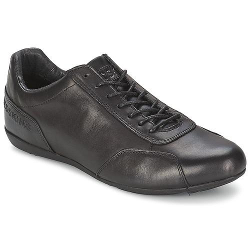 Chaussures Homme Baskets basses Redskins GUIZ Noir