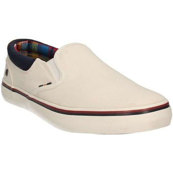 Chaussures Homme Slips on Wrangler WM171011 Slip-on Man Blanc Blanc