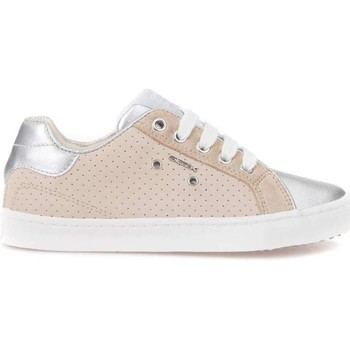 Chaussures Fille Baskets basses Geox J72D5B 05422 Sneakers Enfant Rose Rose