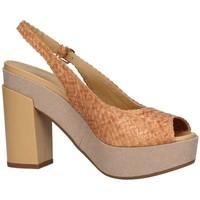 Chaussures Femme Sandales et Nu-pieds Lazzari Felici 2753 beige