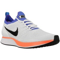 Chaussures Homme Baskets basses Nike Air Zoom Mariah Flyknit Orange-Bleu-Blanc