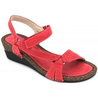 Chaussures Femme Sandales et Nu-pieds Walk & Fly 2228-21620 rouge